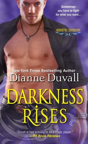 Darkness Rises by Dianne Duvall