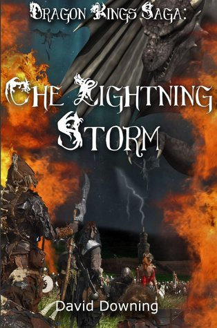 The Lightning Storm Dragon Kings Saga