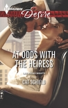At Odds with the Heiress (Las Vegas Nights #1)