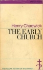 The Early Church by Henry Chadwick