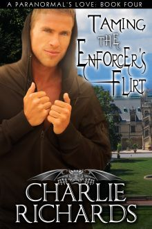 Taming the Enforcers Flirt A Paranormals Love 4