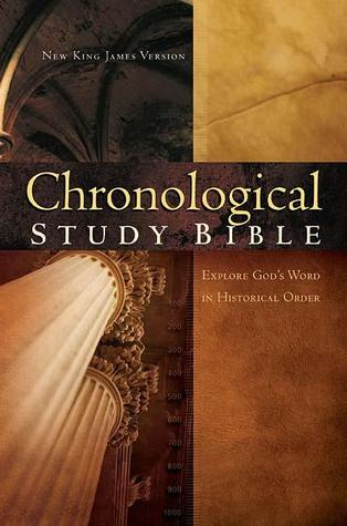 Are the books in the bible in chronological order