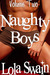 Naughty Boys Volume Two New Adult Box Set