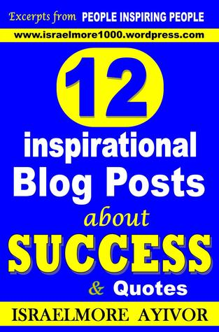 12 inspirational blog posts about success quotes by