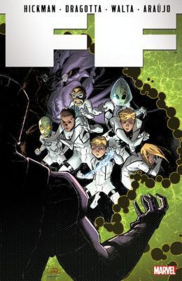FF by Jonathan Hickman, Vol. 4 (Future Foundation #4)