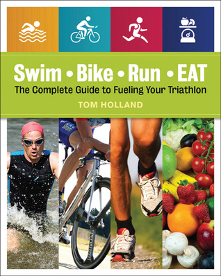 Swim, Bike, Run, Eat by Tom  Holland