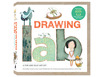 Drawing Lab Kit: A Creative Kit to Make Drawing Fun Burst: Includes 40-page book packed with fun and silly drawing exercises!