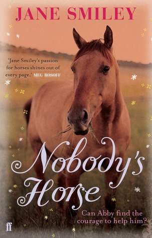 Nobody's Horse by Jane Smiley