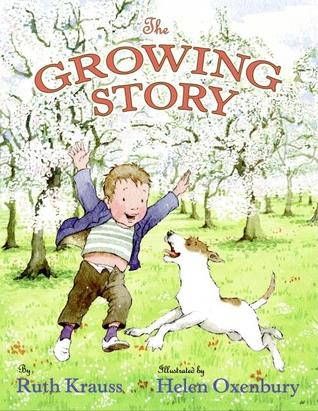 The Growing Story by Ruth Krauss