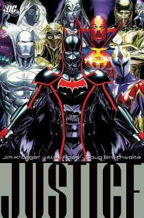 Justice, Volume 3 by Jim Krueger