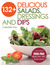 132+ Delicious Salads, Dressings and Dips (Gabrielle's FUSS-FREE Healthy Veg Recipes)