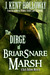 The Dirge of Briarsnare Marsh (A Dark Hollows Mystery, #2)