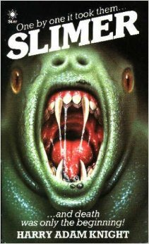 Slimer by Harry Adam Knight