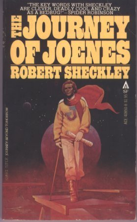 The Journey of Joenes by Robert Sheckley