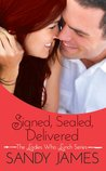 Signed, Sealed, Delivered by Sandy James