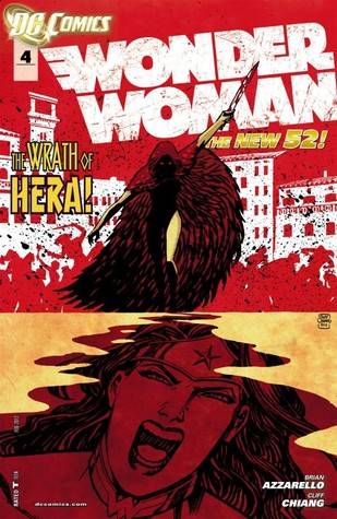 Wonder Woman #4 (The New 52)
