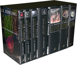 The Complete Harry Potter Collection Box Set (Harry Potter, #1-7)