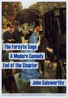 The Forsyte Saga, The Modern Comedy, The End of the Chapter (the complete Forsyte collection, 9 books and 4 interludes)