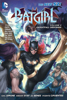 Batgirl, Vol. 2: Knightfall Descends
