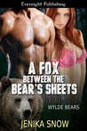 A Fox Between the Bear's Sheets (Wylde Bears #2)