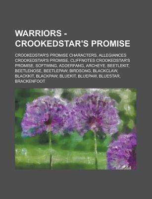 Warriors Super Edition: Crookedstar's Promise by Erin ...