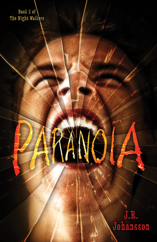 Paranoia (The Night Walkers, #2)