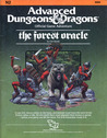 The Forest Oracle (Advanced Dungeons & Dragons Module N2)