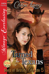 Tamed By Texans (Doms of Destiny, Colorado, #5)