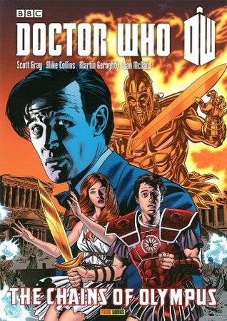 Doctor Who: The Chains of Olympus