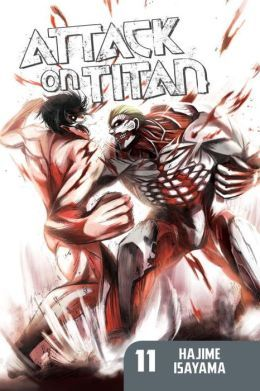 Attack on Titan, Volume 11