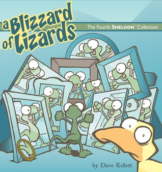 A Blizzard of Lizards by Dave Kellett