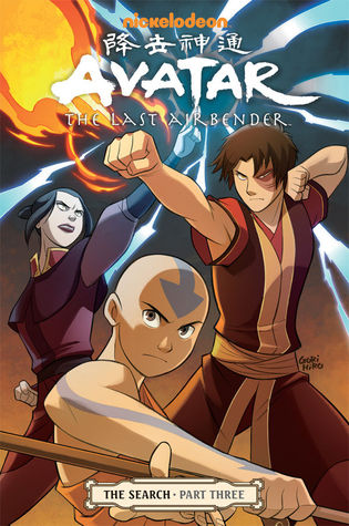 Avatar: The Last Airbender: The Search, Part 3  (The Search, #3)