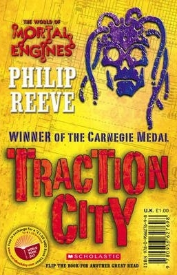 Traction City by Philip Reeve