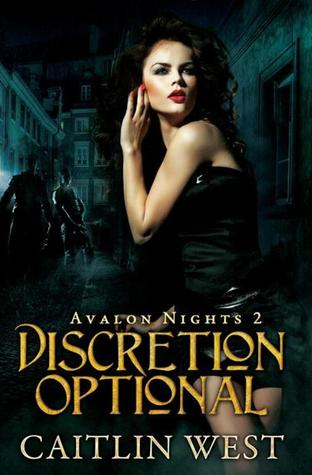 Discretion Optional  by  Caitlin West