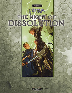 The Night of Dissolution  by  Monte Cook