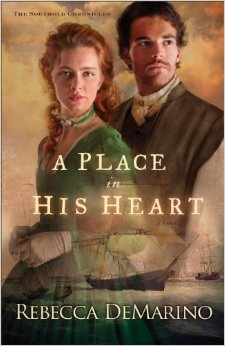 A Place in His Heart (The Southold Chronicles, #1)