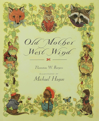 Old Mother West Wind by Thornton W. Burgess