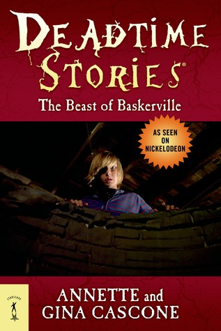 The Beast of Baskerville (Deadtime Stories, #13)