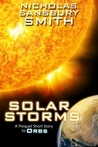 Solar Storms: A Prequel Short Story to Orbs (Orbs Series, #0.1)