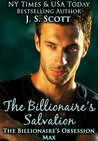The Billionaire's Salvation ~ Max (The Billionaire's Obsession, #3)