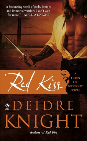 Red Kiss by Deidre Knight