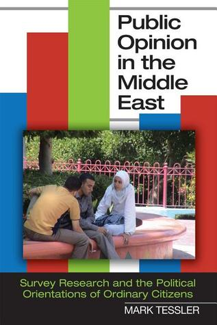 Public Opinion in the Middle East by Mark Tessler