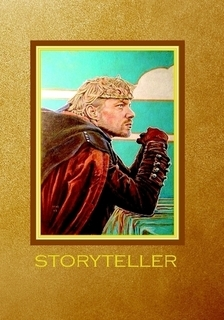 Storyteller - A Found Book George Mann