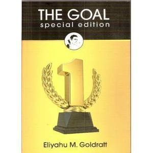 Free download online The Goal: Special Edition by Eliyahu M. Goldratt PDF