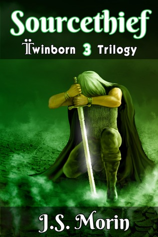 Sourcethief (Twinborn Trilogy #3) by J.S. Morin