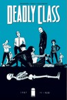 Deadly Class #1 by Rick Remender