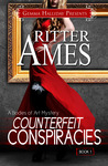 Counterfeit Conspiracies (Bodies of Art Mysteries #1)