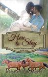 Here to Stay (Hidden Springs, #1)