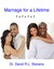 Marriage For A Lifetime (Love, and Marriages For Life,#2)