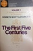 A History of the Expansion of Christianity (Volume 1): The First Five Centuries